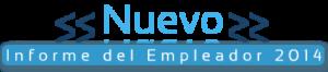 Informe Anual del Empleador 2014