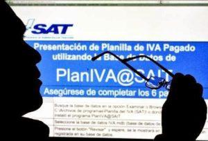 Envío electrónico de la Planilla del IVA