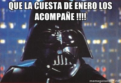 Cuesta de enero ¿cómo superarla? |  www.vanessacaballeros.com