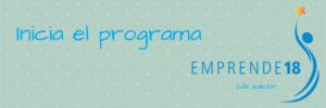 Programa #Emprende18 2da. Edición