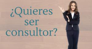 Quieres ser Consultor o Asesor