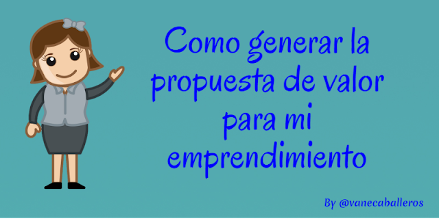 www.vanessacaballeros.com | Propuesta de Valor
